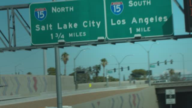 Los Angeles Road Sign 4K