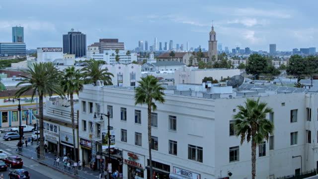 Los Angeles street, Verenigde Staten