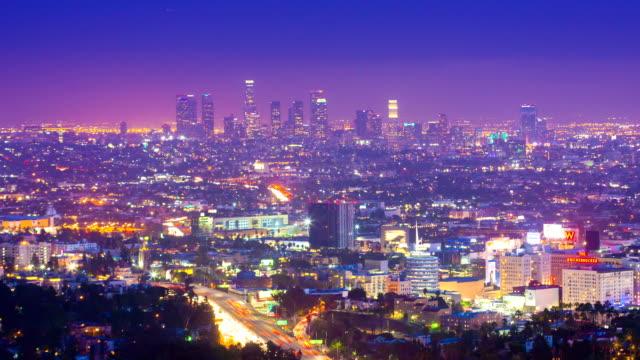 Los Angeles - Timelapse