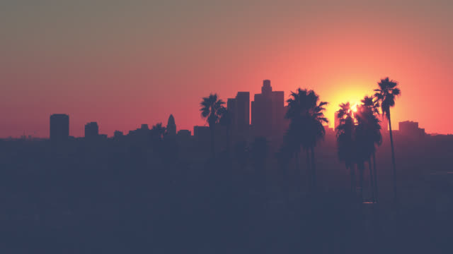 Los Angeles time-lapse