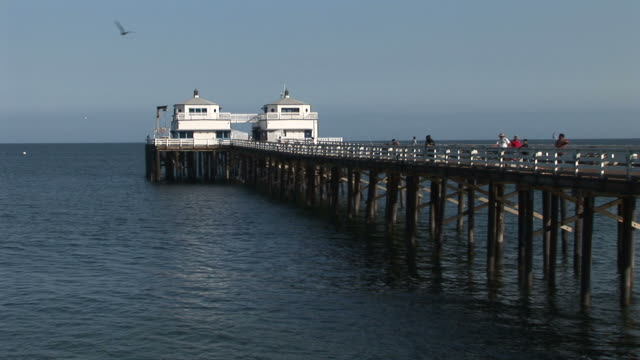 Los AngelesJetty in Los Angeles United States