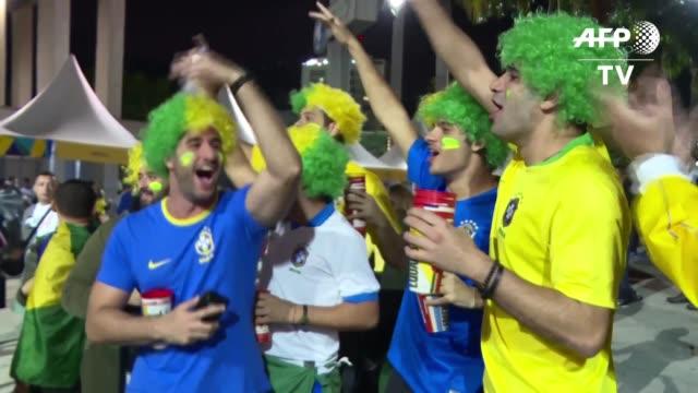 Los brasilenos se volcaron el domingo a las calles de Rio de Janeiro y Sao Paulo a festejar la novena Copa America que gano su selección tras...