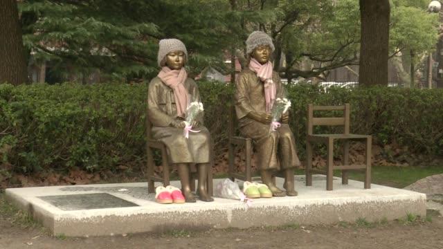 Los burdeles de las mujeres de confort chinas parte del sistema de esclavitud sexual de las fuerzas armadas japonesas en la Segunda Guerra Mundial...