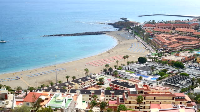 Los Cristianos em Tenerife