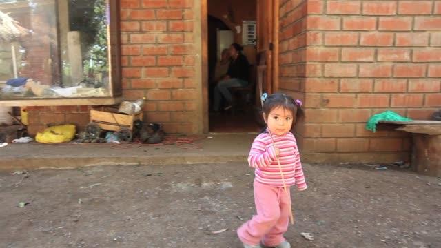 los mapuches la principal etnia en chile sufren una desigualdad de derechos y una mayor vulnerabilidad debido a la perdida de sus territorios alerto... - etnia stock videos and b-roll footage