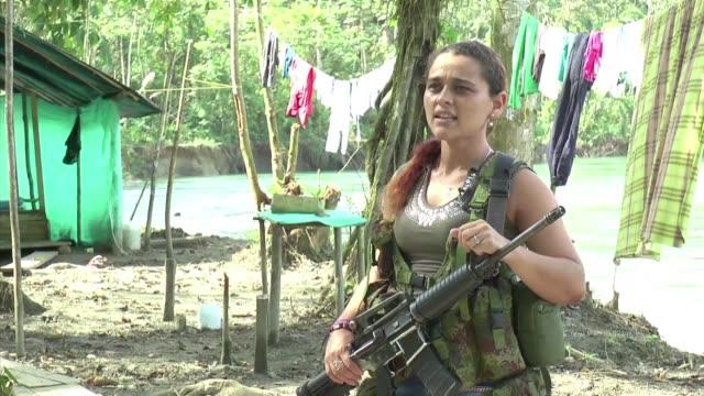 Los miembros de las FARC en Colombia aspiran a que para este 2017 se implemente el acuerdo de paz sellado con el gobierno para poner fin al conflicto...