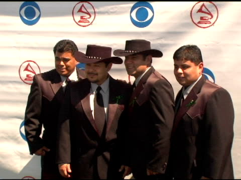 los palominos at the 2004 latin grammy awards arrivals at the shrine auditorium in los angeles, california on september 1, 2004. - latin grammy awards stock videos & royalty-free footage