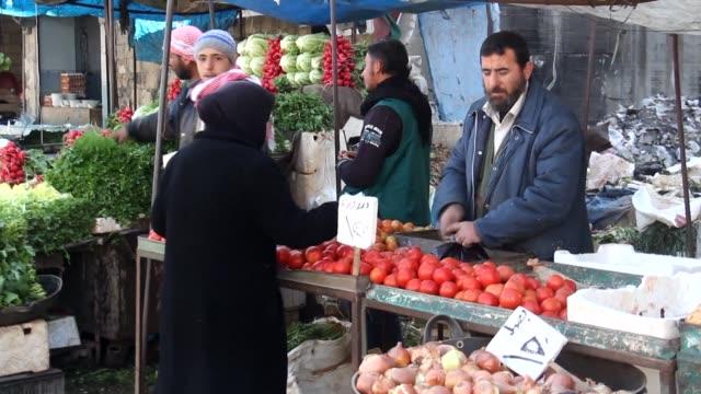 Los rebeldes sirios fueron obligados a retirarse de Alepo y ahora están en Idlib que podría convertirse en el último bastión de los insurgentes