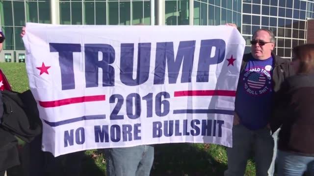 Los simpatizantes Donald Trump se muestran confiados en que el candidato republicano obtenga la victoria en los comicios del martes a pesar de la...