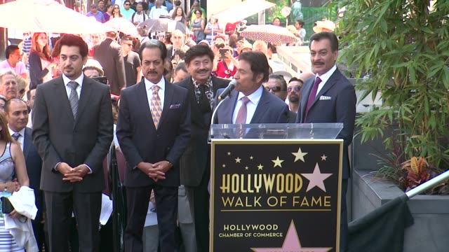 clean los tigres del norte honored with star on the hollywood walk of fame - california del norte stock videos & royalty-free footage