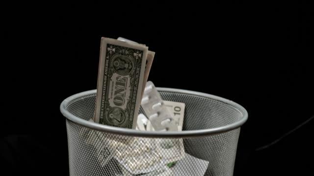 SLO MO Losing money on healthcare and medicine