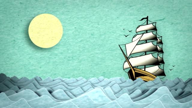 lost at sea - militära fartyg bildbanksvideor och videomaterial från bakom kulisserna