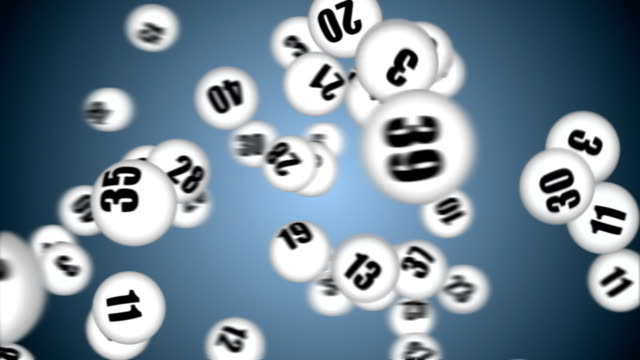 lottery balls hd - lottery stock videos & royalty-free footage