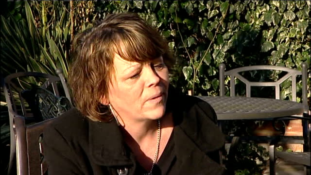 lottery scratchcard winner maria murray; england: ext maria murray interview sot - scratch card stock videos & royalty-free footage