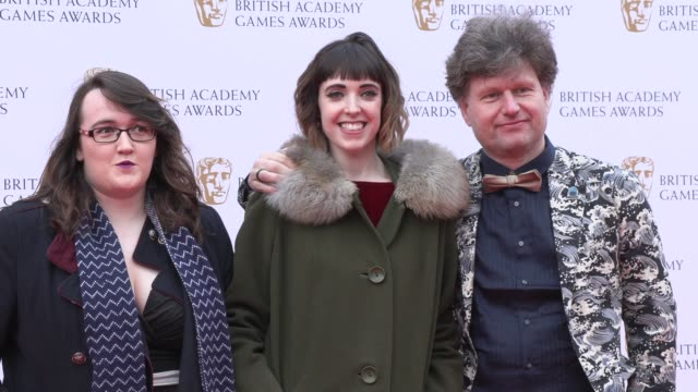 lottie bevan alexis kennedy on april 04 2019 in london united kingdom - british academy television awards stock videos & royalty-free footage