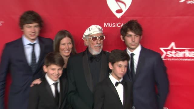 lou adler at 2014 musicares person of the year honoring carole king at los angeles convention center on in los angeles california - musicares foundation stock videos & royalty-free footage