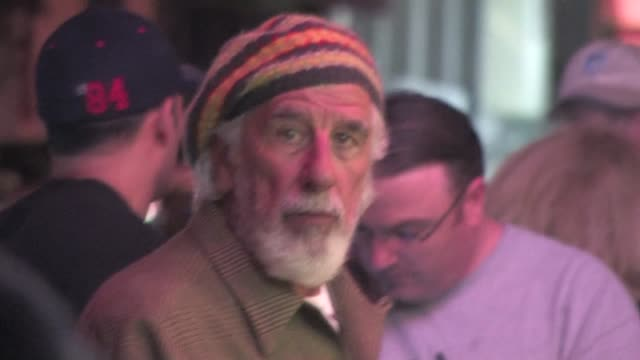 lou adler at cowboys aliens special screening at aero theater in santa monica - cowboys & aliens stock videos and b-roll footage