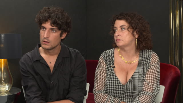louis garrel on playing the part of maximilien robespierre, one of the major figures in the french revolution, and whether he admires him or not at... - french revolution stock videos & royalty-free footage