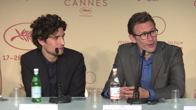 Louis Garrel plays JeanLuc Godard in Redoubtable directed by Michel Hazanavicius