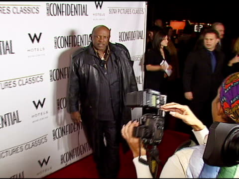 Louis Gossett Jr at the LA Confidential 2007 PreGolden Globes Party Honoring Penelope Cruz at the Whiskey Blue at W Hotel in Los Angeles California...