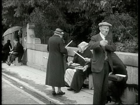 Lourdes, France, 1937