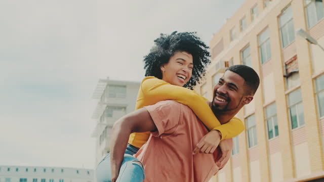 love can turn anyone into a kid again - boyfriend stock videos & royalty-free footage