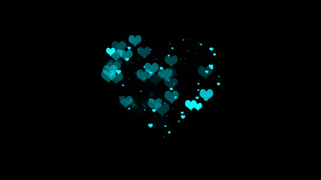 love, heart, heart, vector, beat - pulsating energy stock videos and b-roll footage