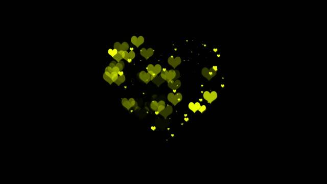 Liebe, Herz, Herz, Vektor, beat