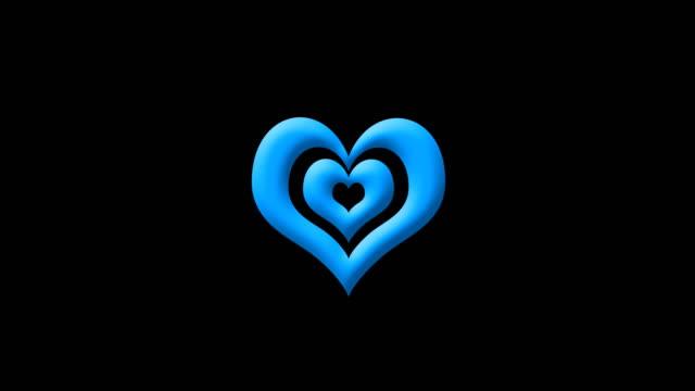 vídeos y material grabado en eventos de stock de amor, corazón, corazón, vector, beat - vector