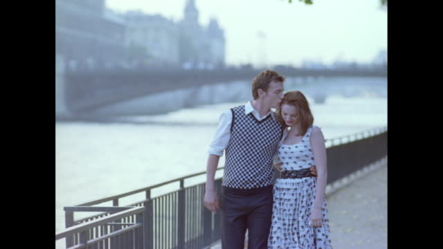 love in paris - dating stock videos & royalty-free footage