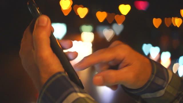 stockvideo's en b-roll-footage met love message - ingesproken bericht