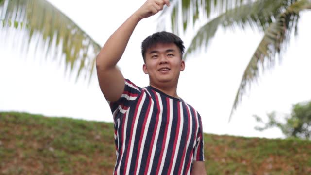 vidéos et rushes de i love my country malaisie - non urban scene