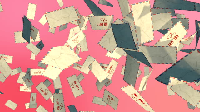 vídeos de stock e filmes b-roll de i love you letras - agenda de telefones