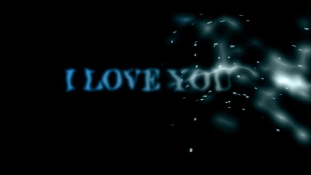 Je t'aime» texte