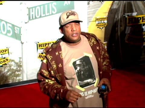 lovebug starsky at the 2006 vh1 hip hop honors at the hammerstein ballroom in new york new york on october 7 2006 - hammerstein ballroom bildbanksvideor och videomaterial från bakom kulisserna