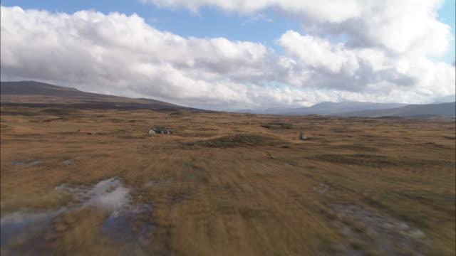 Low Flight Across Rannoch Moor
