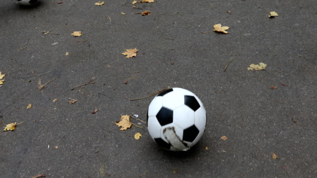 low section of sportsperson juggling soccer ball - sports ball stock videos & royalty-free footage