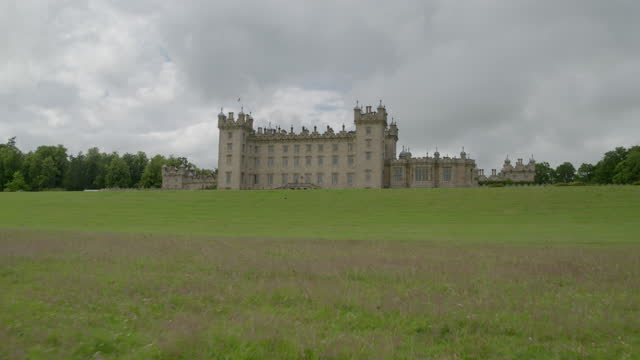 low-angle shot of floors castle - stone object stock videos & royalty-free footage