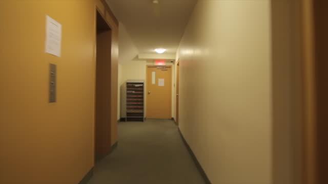 Couloir du niveau inférieur