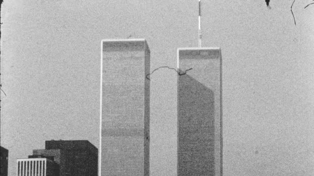 lower manhattan - world trade center manhattan video stock e b–roll