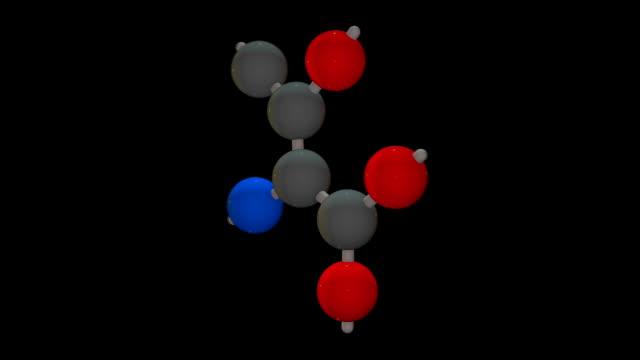 L-threonine (Thr, T)