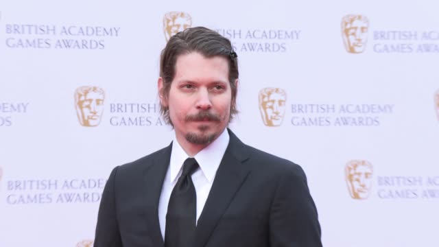 lucas pope on april 04 2019 in london united kingdom - british academy television awards stock videos & royalty-free footage