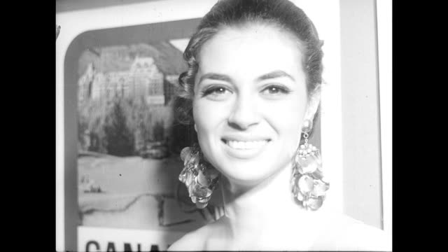 lucha grana is crowned miss tourism in a new beauty contest new beauty contest miss tourism on november 28 1968 in peru - beauty contest stock videos and b-roll footage