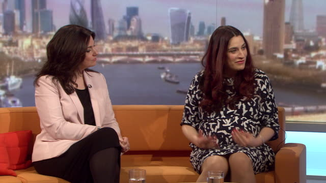 stockvideo's en b-roll-footage met luciana berger saying every mp in the independent group / change uk has a duty to lead - britse labor partij