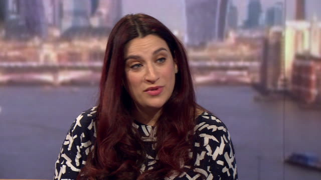 "luciana berger saying there will be things independent group / change uk mp's ""disagree on"" but they will be discussed ""in an adult way, beyond party... - mp stock videos & royalty-free footage"