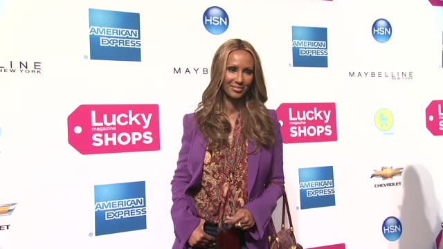 lucky magazine hosts 8th annual lucky shops new york ny united states - montaggio di evento video stock e b–roll