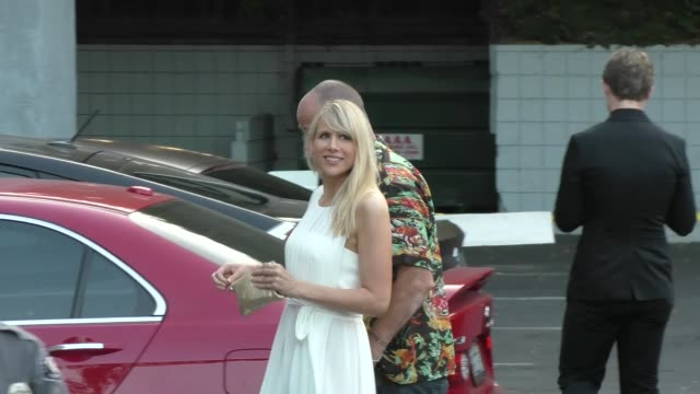 lucy punch at the she's funny that way premiere at harmony gold in west hollywood at celebrity sightings in los angeles on august 19, 2015 in los... - she's funny that way点の映像素材/bロール