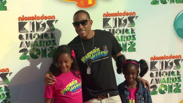 Ludacris at Nickelodeon's 25th Annual Kids' Choice Awards on 3/31/2012 in Los Angeles CA