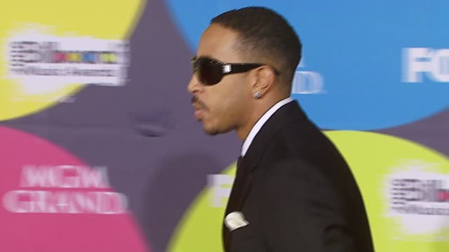 Ludacris at the 2006 Billboard Music Awards at the MGM Grand Hotel in Las Vegas Nevada on December 4 2006
