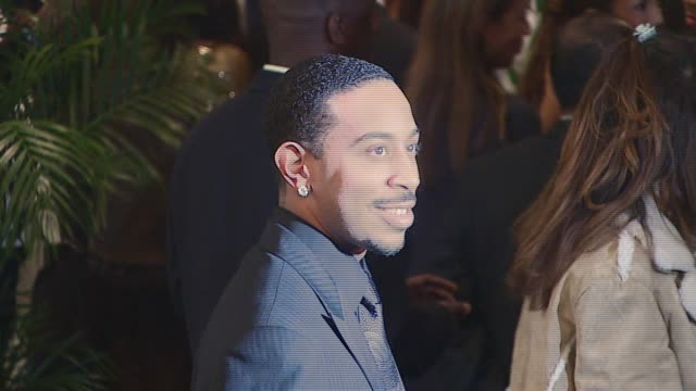 ludacris at the 2006 latin recording academy person of the year honoring ricky martin at the sheraton hotel and towers in new york new york on... - ludacris stock videos & royalty-free footage